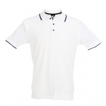 Męski slim fit polo t-shirt  ROME