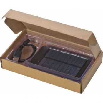 Power bank solarny PHILADELPHIA 4000 mAh
