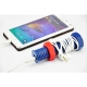 Kolorowy Power Bank Screw  3000 mAh